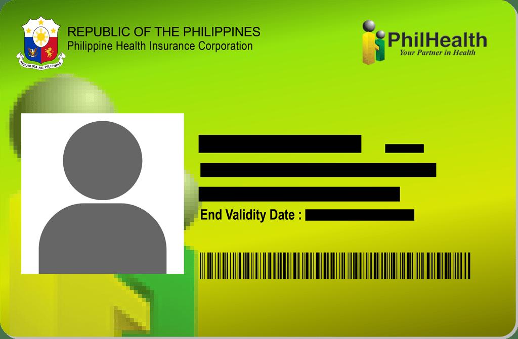 Philhealth: card