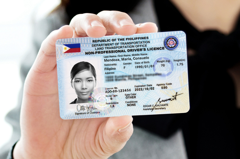 Philippines Drivers License